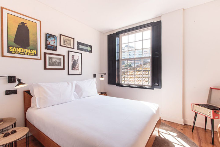 Hostels in Porto: The House of Sandeman Hostel and Suites