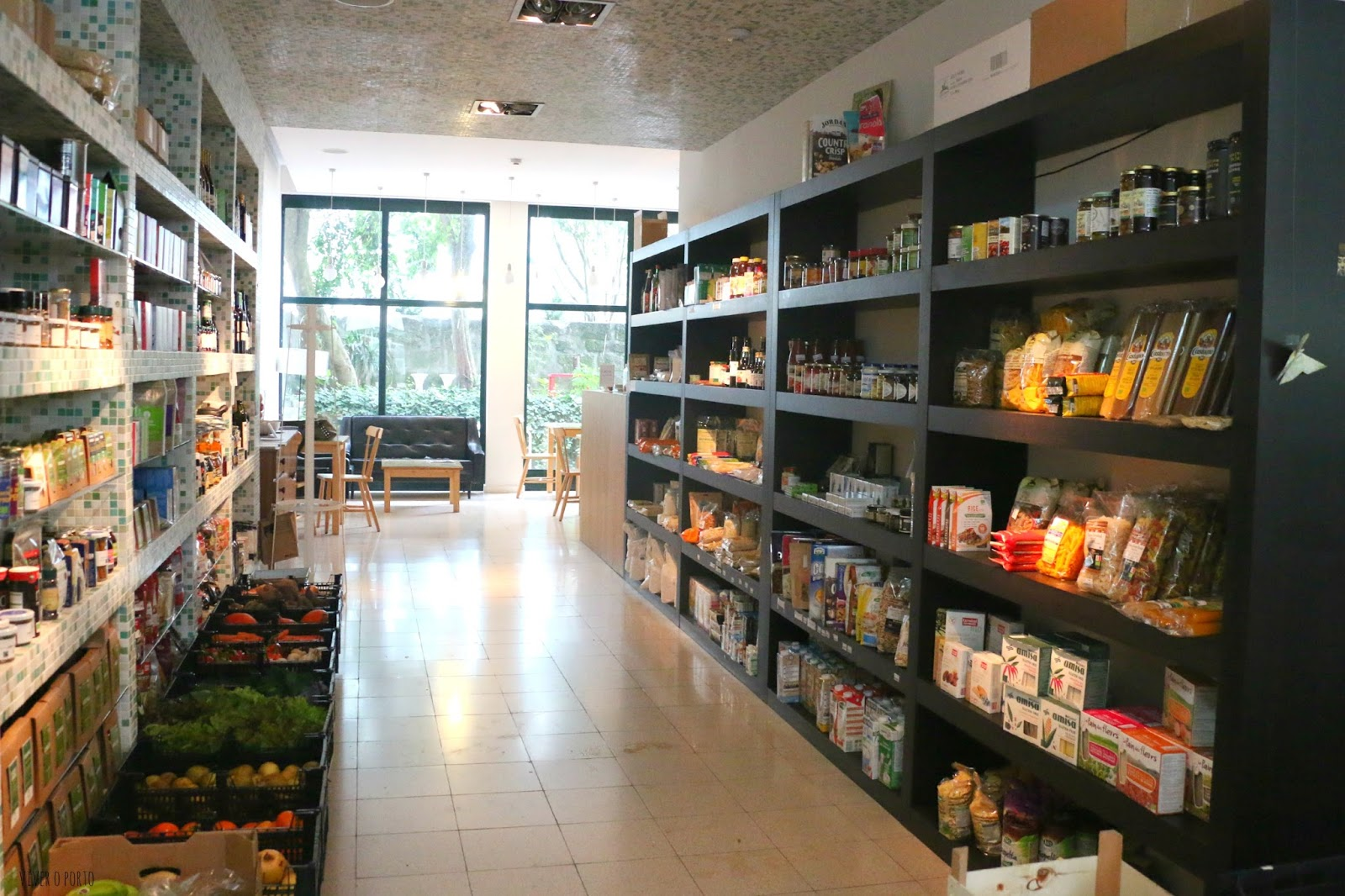 eco-friendly stores in Porto